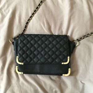 ASOS | Quilted Crossbody Bag